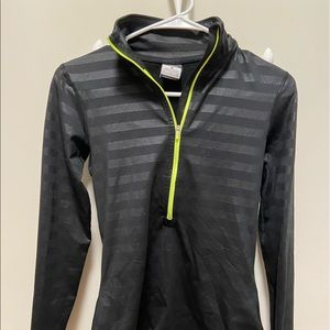 nike dry fit quarter zip